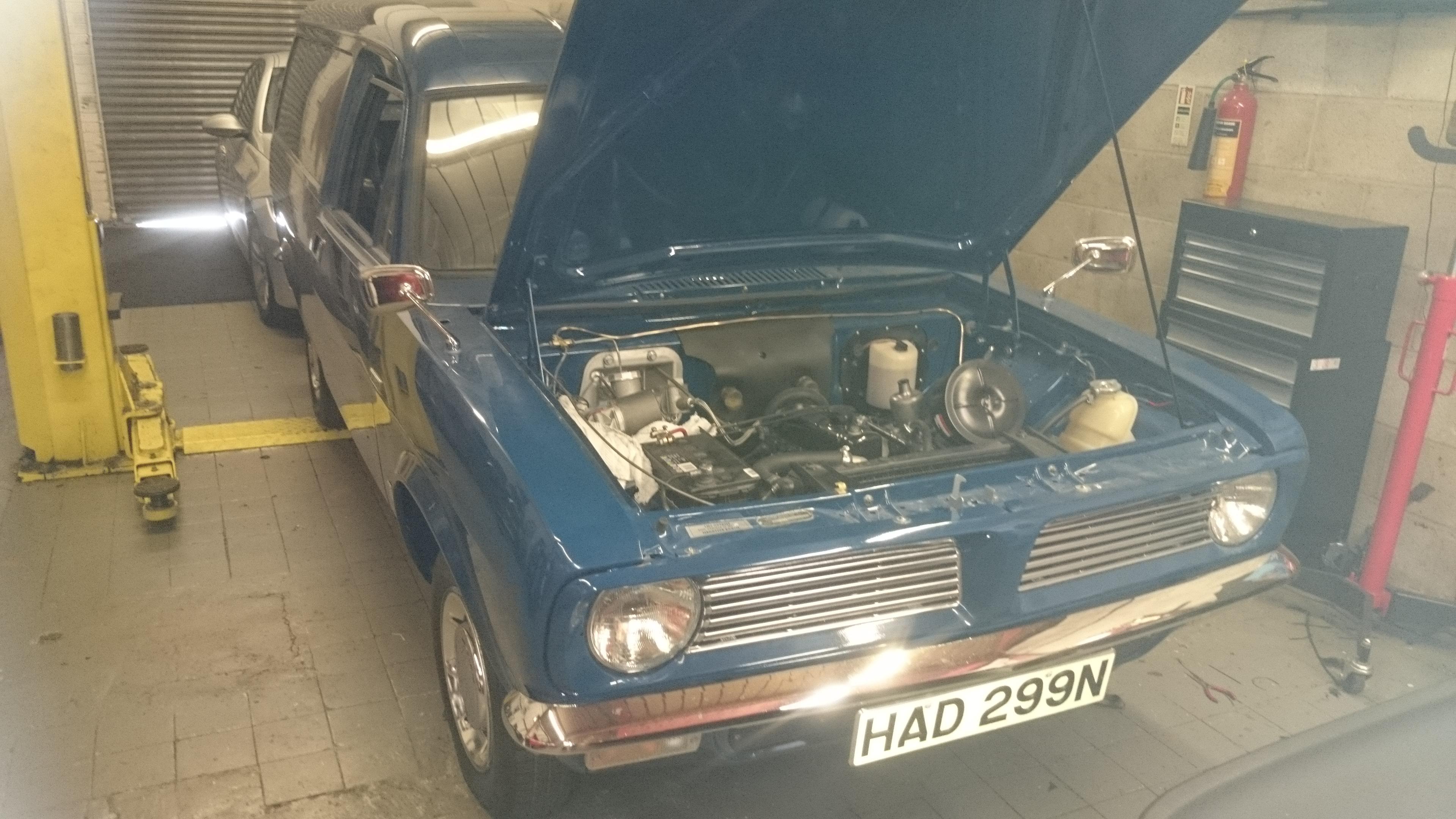 The old classics! - Car Electrics & Repairs