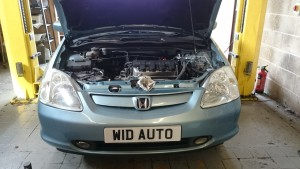 Honda cars are usually very reliable